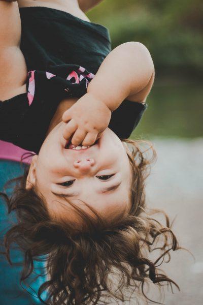 Cea mai mare grijă a mea e să am un copil fericit