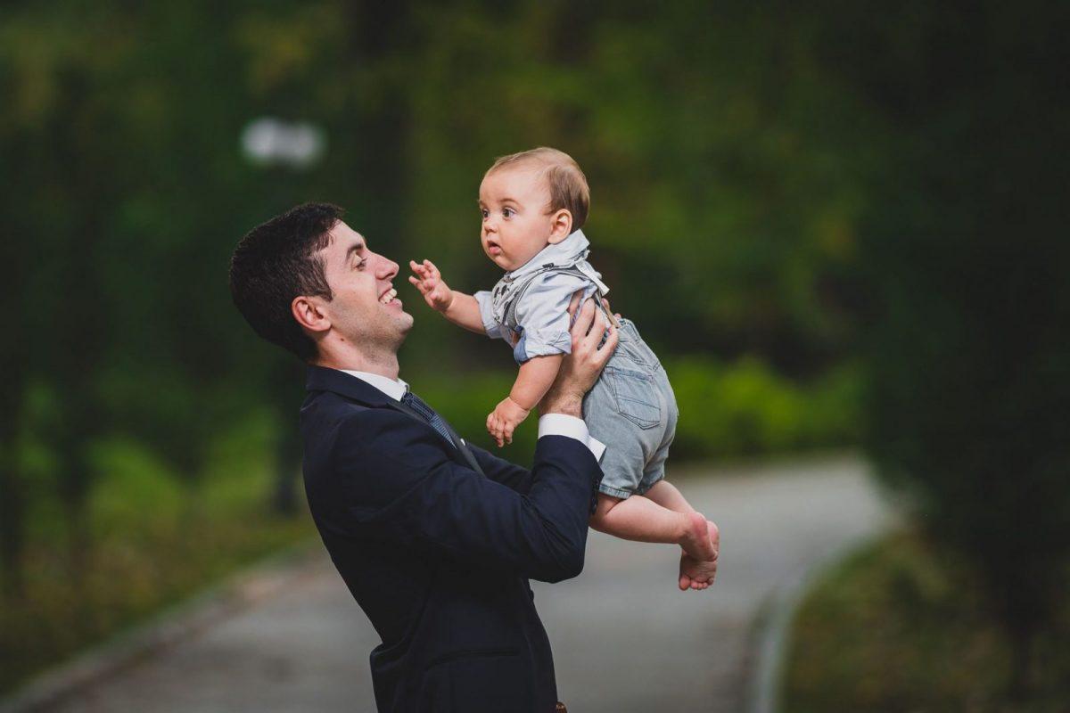 Gelozie sau despre ziua când a vrut la tatăl lui