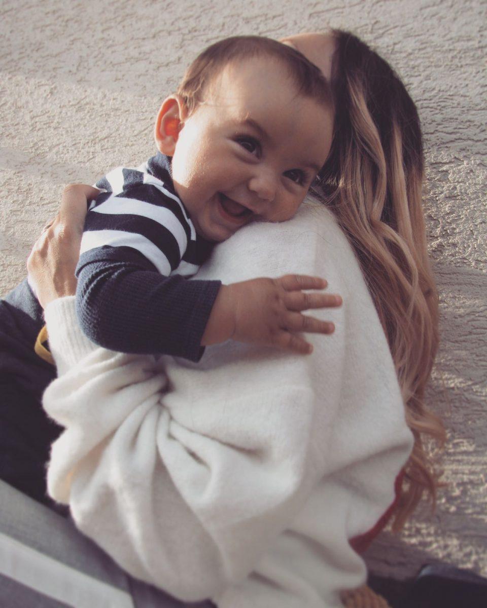DORINȚĂ DE CRĂCIUN: Nu vreau să mai uit să râd cu copilul meu. Mulțumesc