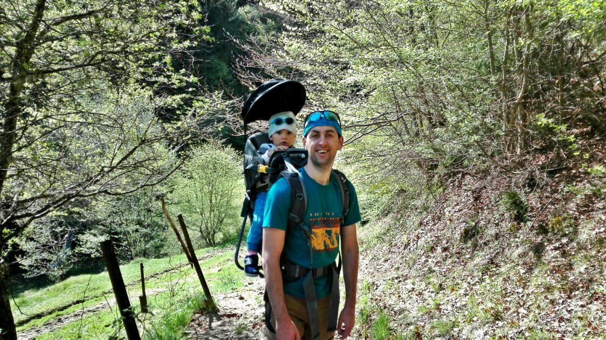 Prima oară cu copilul pe munte. Sfaturi utile
