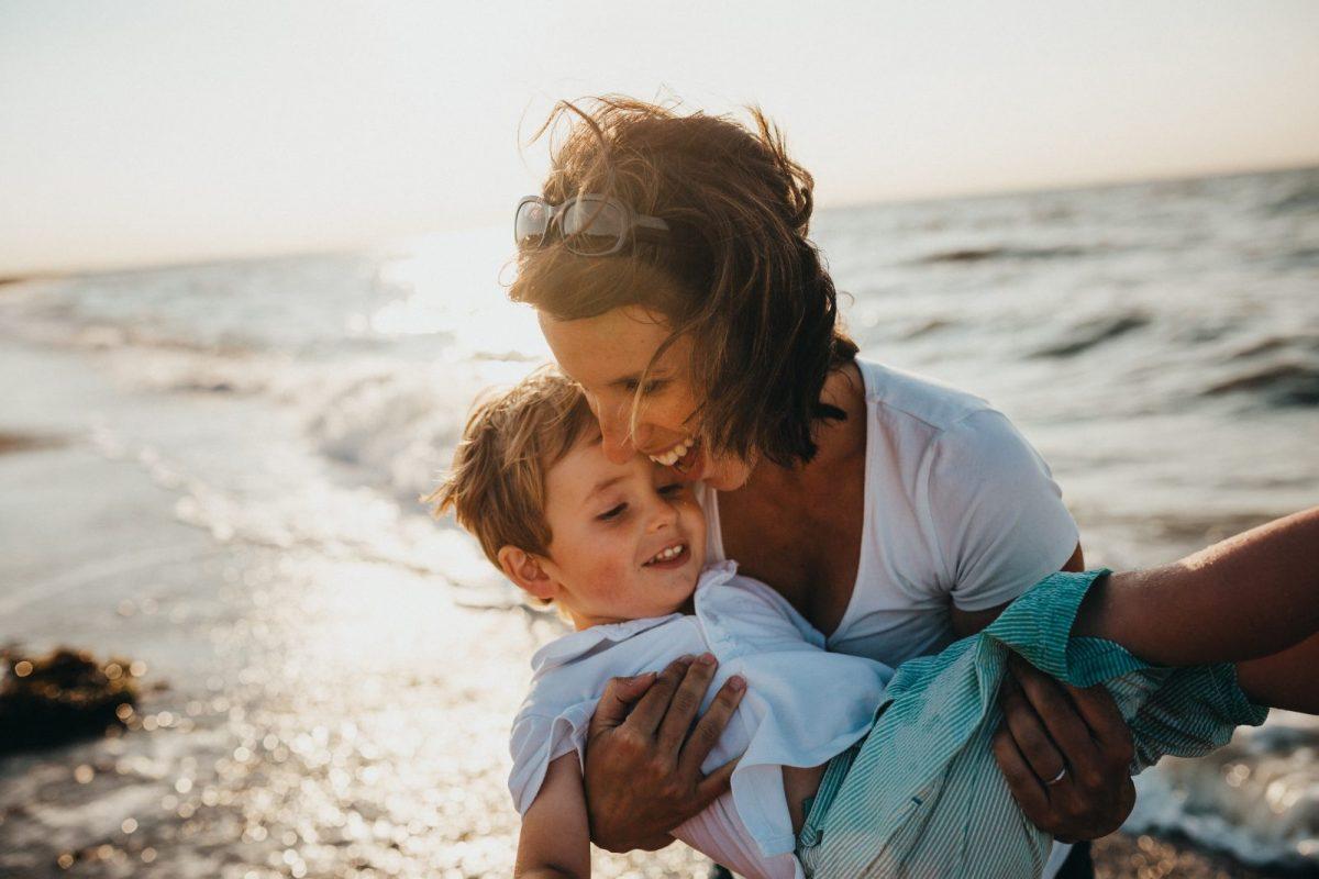 Forța unei mame stă în copilul ei