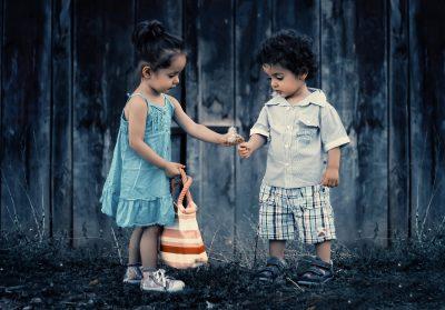 Noi ne iubim copiii mai mult decât ne vor putea iubi ei vreodată…