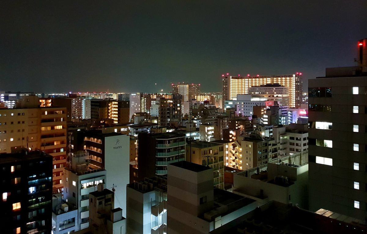 Prima zi în Tokyo + poze din apartamentul nostru