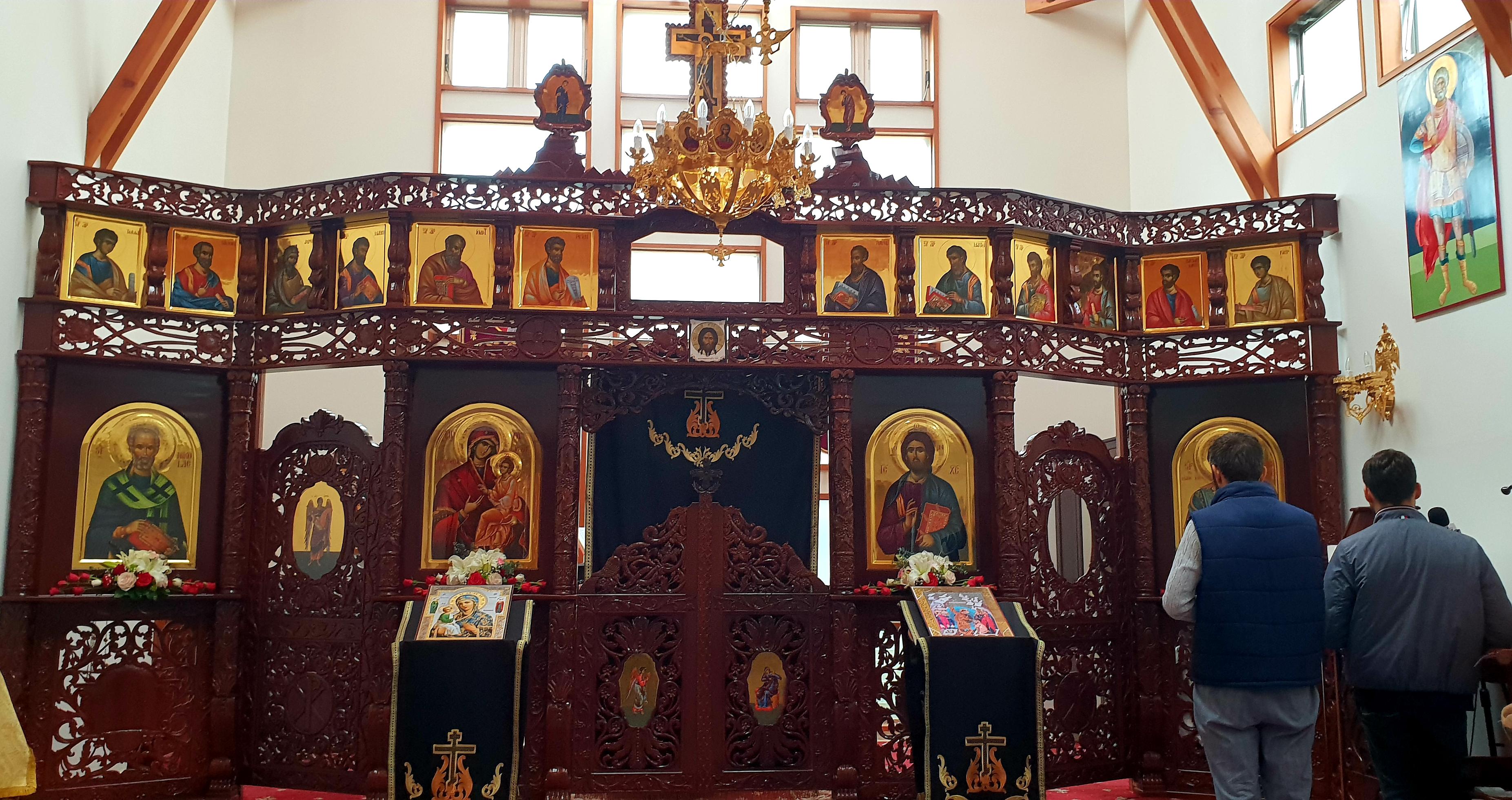 Despre cum s-a împărtăşit copilul meu la Biserica Ortodoxă Română din Tokyo + Poze