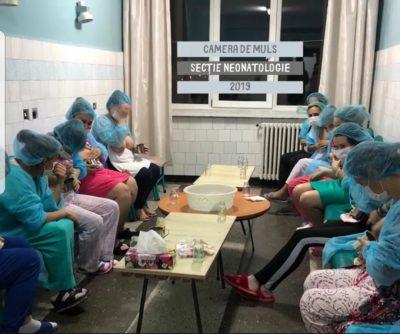 LaPrimulBebe vrea să strângă 300.000 Euro pentru modernizarea secţiei de neonatologie a maternităţii din Vâlcea