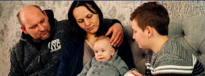 Când viaţa are preţ. Noel, al doilea băieţel din România care are nevoie de 2.1 milioane dolari să nu moară