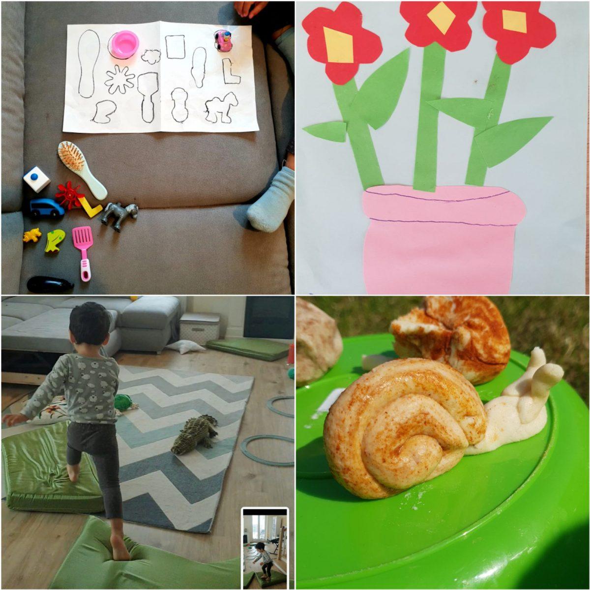 Cinci activităţi creative şi distractive de încercat acasă cu copiii