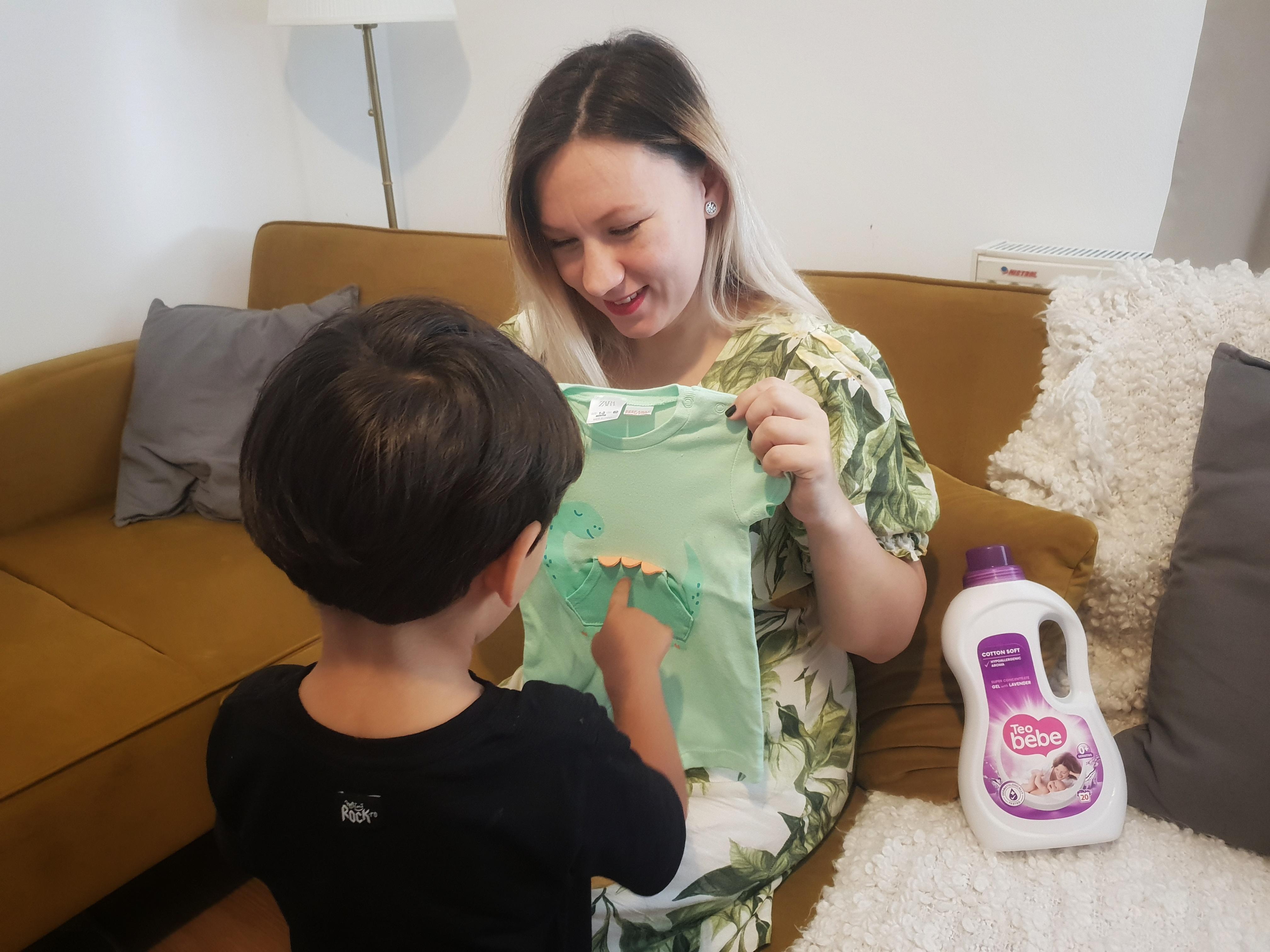 Cel mai scump parfum e cel de bebeluş. Cum voi avea grijă de pielea bebeluşului nostru de va veni (P)