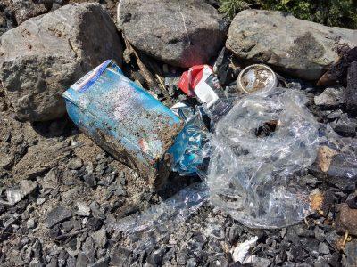 Să nu mai lăsăm gunoaie în natură! Ce facem noi, vor face şi copiii noştri