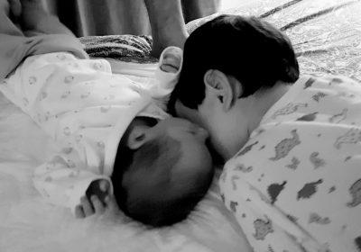 Când eşti mamă de doi…
