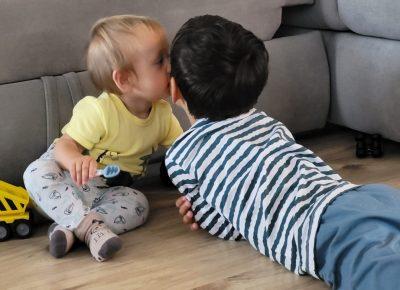 Avantajul fratelui mai mic: fratele mai mare